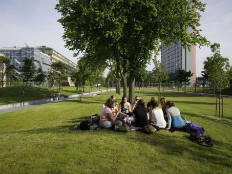11: TU Delft - Mekelpark