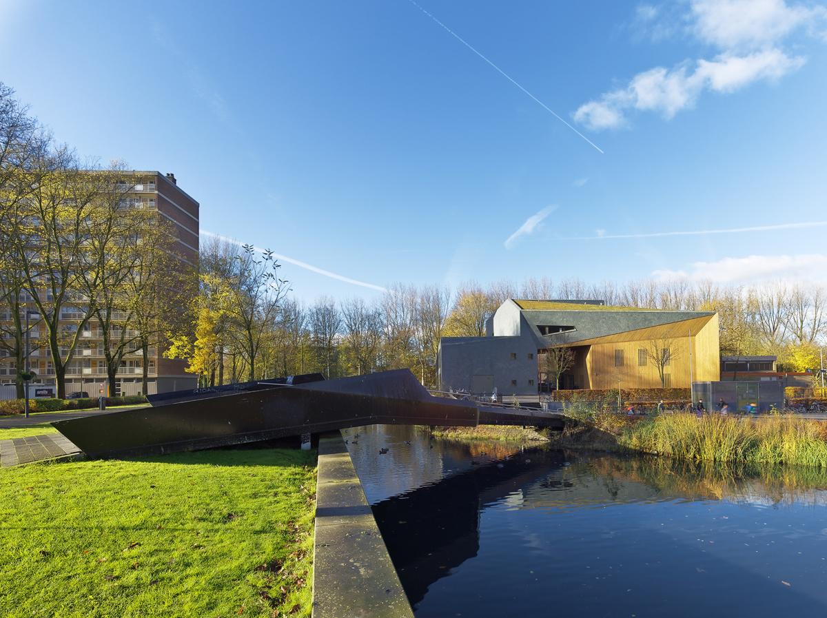 03: Brede School Poptahof - DAT architecten