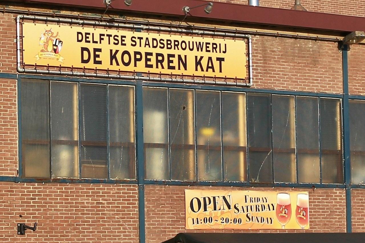 15: Brouwerij de Koperen Kat