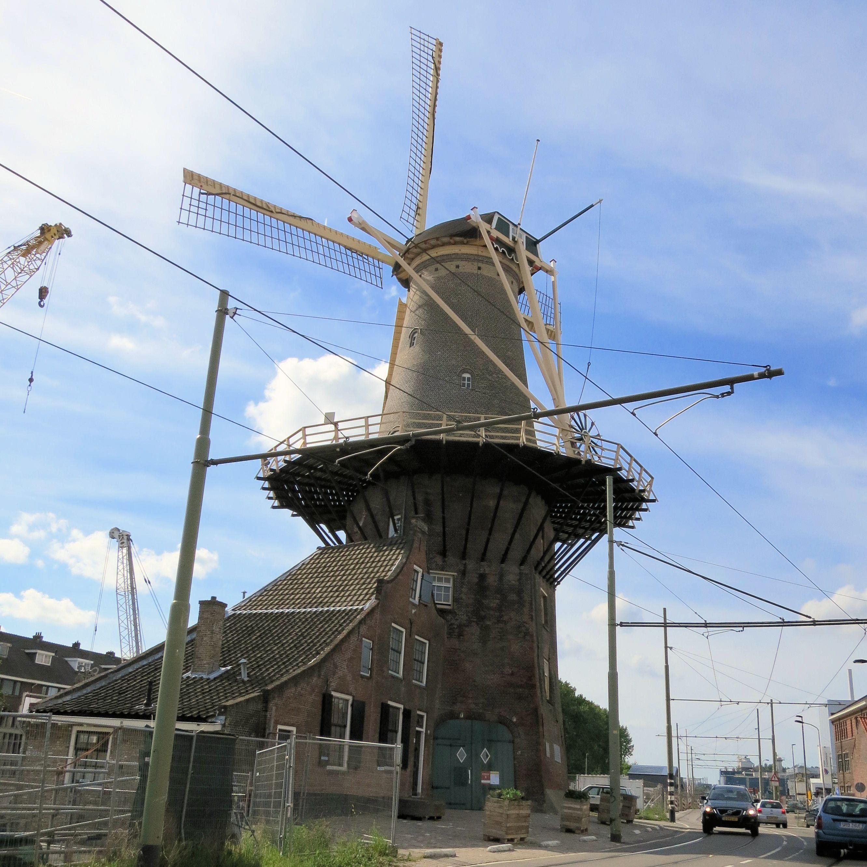 06: Molen de Roos / Spoorzone Delft